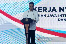 Jokowi Launches JIIPE Industrial Zone in East Java