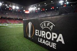 Ringkasan hasil 16 besar Liga Europa