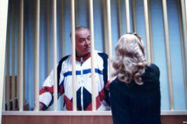 Bukan Sergei Skripal, tapi anaknya yang jadi sasaran gas saraf