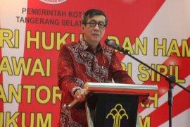 Menkumham Jamin Perekrutan CASN Bersih