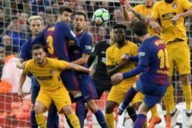 Trigol Messi antar Barcelona dekati juara La Liga