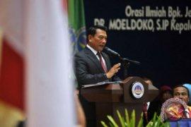 Moeldoko: Kopassus tak pernah berhenti tanggulangi terorisme
