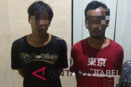 Polres Serang tangkap dua pelaku penyalahgunaan narkoba