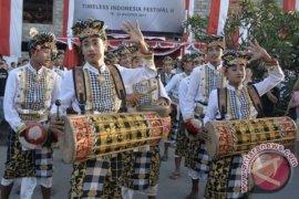 Festival Ogoh Ogoh di Bali pukau ribuan turis