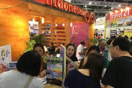 Indonesia raup Rp9,2 miliar di Natas Travel Fair Singapura