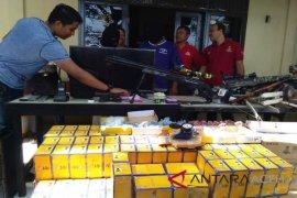 Polisi bongkar pencurian logistik PDAM