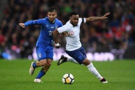 Inggris-Italia berbagi gol  1-1