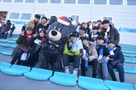 Bendera Unifikasi Korea kemungkinan berkibar di Asian Games