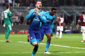 Hasil pertandingan leg pertama 16 besar Liga Europa