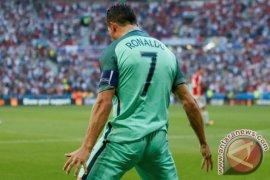 Ronaldo cetak dua gol saat Portugal kalahkan Mesir