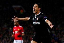Kalahkan MU 1-2 di Liga Champions, Sevilla catat sejarah