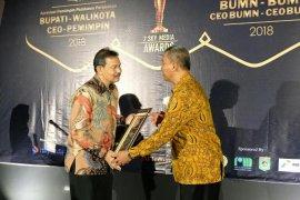 Wali Kota Depok raih penghargaan pemimpin pembawa perubahan