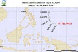 Tekanan rendah  di Samudra Pasifik Timur Filipina pengaruhi cuaca di Maluku
