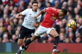 Manchester United masih berjaya di media sosial