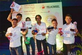 "Antara Bali terima dua ""Telkomsel Award"""
