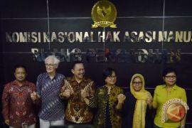 Tim Pemantau Kasus Novel temui pimpinan KPK besok siang