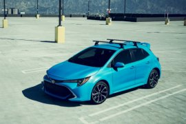 Toyota Corolla Hatchback hadir akhir bulan ini