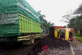 20 kasus lakalantas di Batanghari libatkan angkutan batu bara