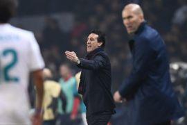 PSG gagal lagi di Liga Champions, Emery minta fans sabar
