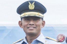 KSAU resmikan monumen pesawat tempur MiG-17 Fresco di Makassar