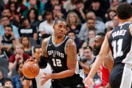 Spurs lolos ke playoff untuk ke-21 kali berturut-turut