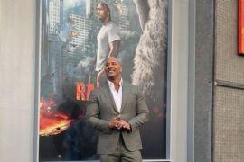 """Cerita Dwayne Johnson cintai gim """"Rampage"""" hingga perankan filmnya"""