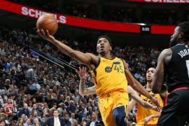 NBA hari ini, Jazz raih kemenangan keempat beruntun