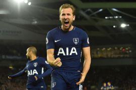 Harry Kane tambah pundi gol, tapi Tottenham gagal menang