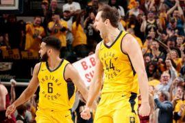 Tebus defisit 17 poin, Pacers ungguli Cavaliers 2-1