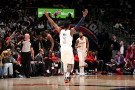 Wall-Beal borong 58 poin, Wizards rebut gim ketiga