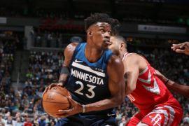 Timberwolves rebut gim ketiga, perkecil ketertinggalan 1-2 dari Rockets