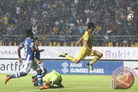 Pemain Sriwijaya FC didera kelelahan