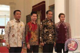 Presiden berharap Marcus dan Kevin raih emas Asian Games