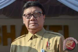 Mendagri bahas Proglegnas-PKPU Pilkada dengan pimpinan DPR