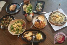 Menikmati suasana restoran New York di Jakarta