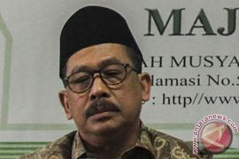 MUI belum terima laporan penelitian 41 masjid radikal