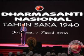 Presiden hadiri peringatan nasional Nyepi
