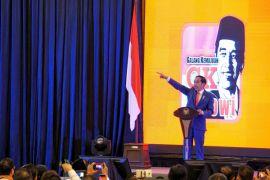 Bangun negara tak mungkin instan, kata Jokowi