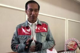 Alasan Jokowi touring pakai Chooperland ke Sukabumi