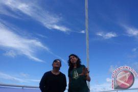 Video kedatangan Menteri Susi ke Kapal Rainbow Warrior
