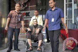 Tiga anggota DPRD Sumut kembalikan uang terkait kasus korupsi