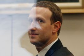 Uni Eropa tekan Facebook terkait skandal data