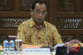 Menhub promosikan Asian Games dengan pakaian Palembang