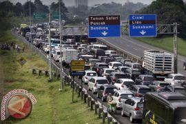 Penumpukan kendaraan di Gadog diprediksi mulai  H-3 Lebaran