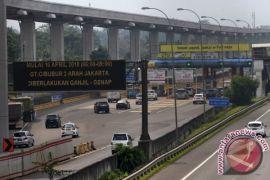 Menhub yakin ganjil-genap di Tol Tangerang urai kemacetan 40 persen Senin