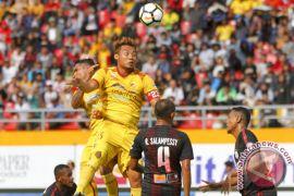 Sriwijaya FC kehilangan poin di kandang