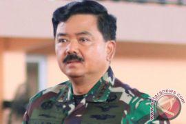 Panglima TNI minta satgas penanggulangan kebakaran bekerja keras