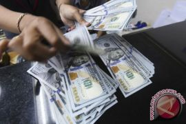 Dolar AS diperdagangkan bervariasi