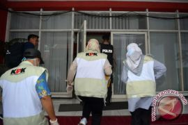Personel Polri ikuti tes seleksi penyidik KPK