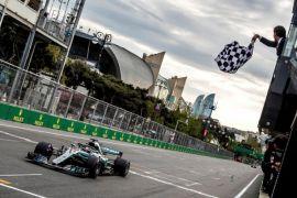Hamilton start terdepan di GP F1 Inggris